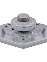andoer 3/8 trípode monopod hexagonal de liberación rápida reemplazo de placa para 3038/3039/3047/3055 para 029/229 / rco qr sistema