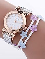 Жен. Модные часы Часы-браслет Уникальный творческий часы Китайский Кварцевый PU Группа Богемные С подвесками Элегантные часы Повседневная
