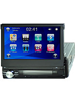 Rungrace 7inch 1din Universal Car multimedia System with GPS/ Bluetooth/Radio RL-102DGN05