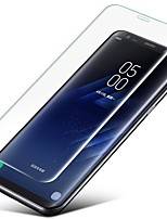 Tempered Glass Screen Protector for Samsung Galaxy Note 8 Front Screen Protector High Definition (HD) 2.5D Curved edge Scratch Proof