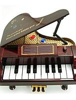 музыкальная шкатулка Пианино Пластик
