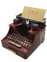 Music Box Machine Resin