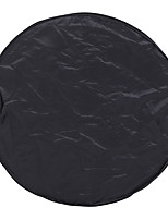 andoer el 110cm 5in1 redondo plegable multi-disco portable circular fotografía de la foto estudio video reflector de la luz