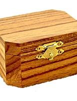 Music Box Octangular Wood