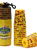 Кубик рубик Спидкуб Избавляет от стресса Игровые стаканчики Пластик