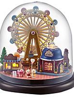 Music Box Dome Cartoon Plastics
