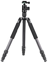 Fibre de Carbone Sections Nikon Sony Canon Trépied