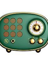 MAO KING PP101BU Rádio portátil Bluetooth Verde