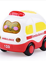 Ambulance Vehicle Vehicle Car Toys Plastics