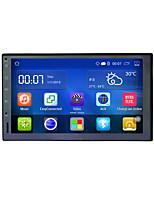 rungrace android5.1 7inch sistema universal capacitivo de las multimedias del coche del tacto completo para todo el coche rl-270agn10