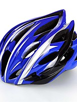 Men's Women's Bike Helmet 20 Vents Cycling Cycling Climbing Large: 59-63cm ESP+PC