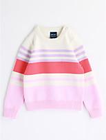 Girls' Stripe Blouse,Cotton Fall Long Sleeve