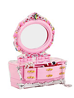 Music Box Toys Round Furnishing Articles Not Specified 1 Pieces