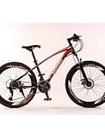 Горный велосипед Велоспорт 21 Скорость 26 дюймы/700CC TX30 Дисковый тормоз Передняя вилка с амортизацией Противозаносный Aluminum Alloy