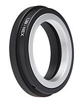 andoer anillo de montaje del adaptador para leica l39 montura de lentes a sony nex e montaje nex-3 nex-5 cámara