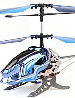 Helicóptero com CR 3 Canais 2 Eixo 2.4G