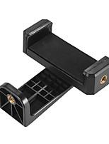 andoer adjuatable держатель клипа для держателя смартфона с пластмассой с отверстием 1/4 для iphone 7/7 плюс / 6 / 6s / 6 plus / для
