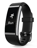 Smart Bracelet Water Resistant / Water Proof Long Standby Calories Burned Pedometers Exercise Record Sports Heart Rate Monitor Touch