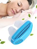 1pcs aide au sommeil anti-ronflement arrêt nez broyage air filtre propre filtre à air appareil de soins de santé couleur aléatoire