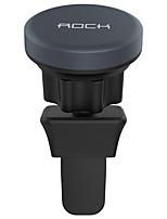Automatique Téléphone portable Fixation de Support  Grille de sortie d'air Universel Type magnétique Titulaire