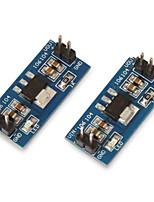2pcs 3.3v ams1117 модуль питания diy для arduino