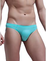 Men's Sexy Patchwork Briefs  Underwear,Cotton Polyester