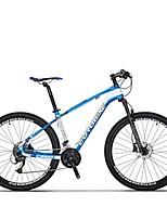 Горный велосипед Велоспорт 27 Скорость 27.5 дюйма SHIMANO M370-3 / 9 Дисковый тормоз Передняя вилка с амортизацией Противозаносный