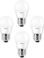4pcs 3w e27 levou globo lâmpadas 6smd 250 lm quente branco ac 220v 3200k