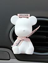 автомобильная воздухозаборная решетка духи розовая лента буйный медведь встречающий аромат морской аромат автомобильный очиститель воздуха