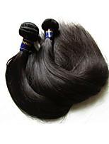 Китайский лучший поставщик волос продают перуанские виргинские волосы шелк прямые 3bundles 300g lot натуральный черный цвет 100%