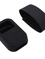 andoer силиконовый защитный чехол чехол корпус чехол для gopro hero 4/3/3 wifi пульт дистанционного управления