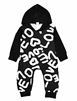 Baby Print One-PiecesCotton Spring/Fall Winter Long Sleeve