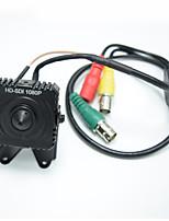 1080p sdi camera 1/3 polegadas varredura progressiva 2.0mp panasonic cmos sensor mini hd cctv camera