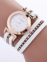 Жен. Модные часы Часы-браслет Уникальный творческий часы Китайский Кварцевый PU Группа Богемные С подвесками Повседневная Элегантные часы