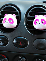 Car Air Outlet Grille Perfume  Cartoon anime Lovely Automotive Air Purifier