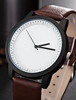 Жен. Модные часы Наручные часы Уникальный творческий часы Повседневные часы Кварцевый PU Группа С подвесками Cool Повседневная Креатив