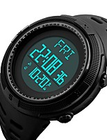 Smartwatch Water Resistant / Water Proof Long Standby Pedometers Camera Multifunction Alarm Clock Chronograph Calendar Dual Time Zones