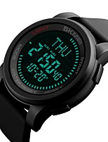 Smartwatch Water Resistant / Water Proof Long Standby Compass Multifunction Stopwatch Alarm Clock Chronograph Calendar other No Sim Card