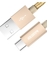 USB 3.0 Câble, USB 3.0 to USB 3.0 Type C Câble Male - Male 1.0m (3ft)