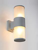 60 E26/E27 Moderne/Contemporain Rétro Fonctionnalité for Style mini,Eclairage d'ambiance Applique murale