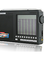 DE1103 Rádio portátil Prata
