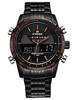 Муж. Детские Спортивные часы Армейские часы Наручные часы электронные часы Японский Кварцевый LED Календарь Секундомер Защита от влаги