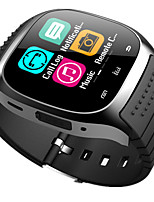 Time Owner M26 Bluetooth Clock Smartwatch Android Wearable Devices Social App/Call Reminder