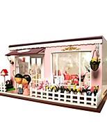 DIY KIT Music Box Toys House DIY Unisex Pieces