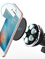 Автомобиль Мобильный телефон держатель стенд Воздухозаборная решетка Рабочая панель Универсальный Тип купулы Магнитный тип Держатель
