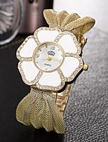 Жен. Модные часы Наручные часы Уникальный творческий часы Повседневные часы Кварцевый сплав Группа С подвесками Cool Повседневная Креатив