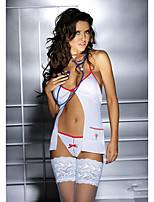 Ultra Sexy Vêtement de nuit Femme,Sexy Solide Nylon