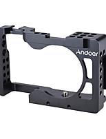 камера камеры с алюминиевым сплавом andoer для камеры sony a6500 ildc