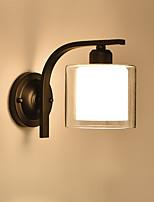 5 E27 Простой LED Модерн Деревенский Особенность for Мини,Рассеянный настенный светильник
