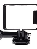 Smooth Frame Outdoor Cases with Stand Adjustable Fit For Gopro 4 Gopro 3 Gopro 3+ Back Country Outdoor